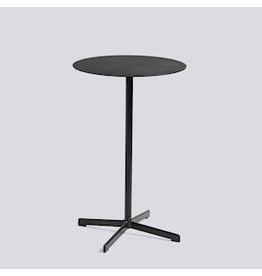 Tafels NEU TABLE HIGH / ROUND ANTHRACITE / H95