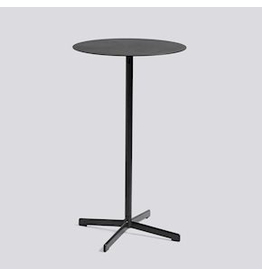 Tafels NEU TABLE HIGH / ROUND ANTHRACITE H105
