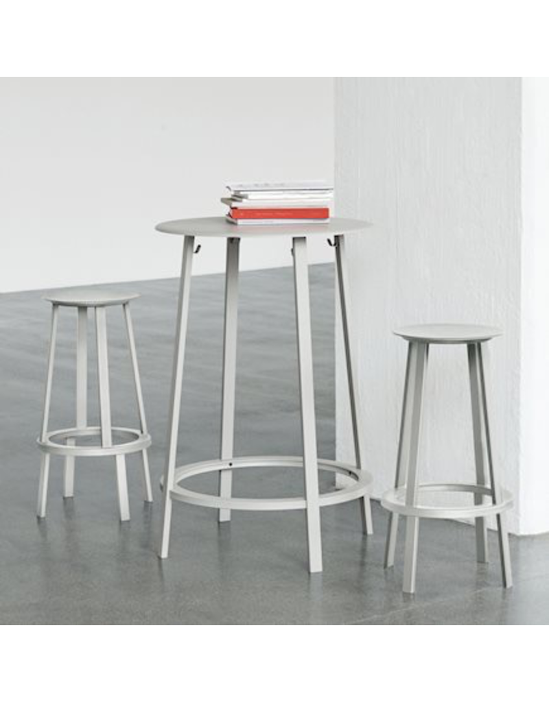 Tafels REVOLVER TABLE / SKY GREY