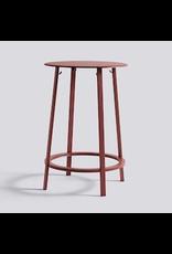 Tafels REVOLVER TABLE / RED