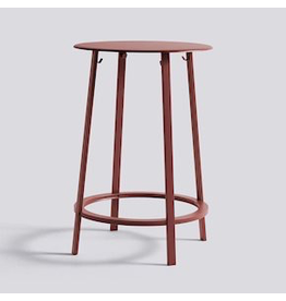 Tafels REVOLVER TABLE / RED