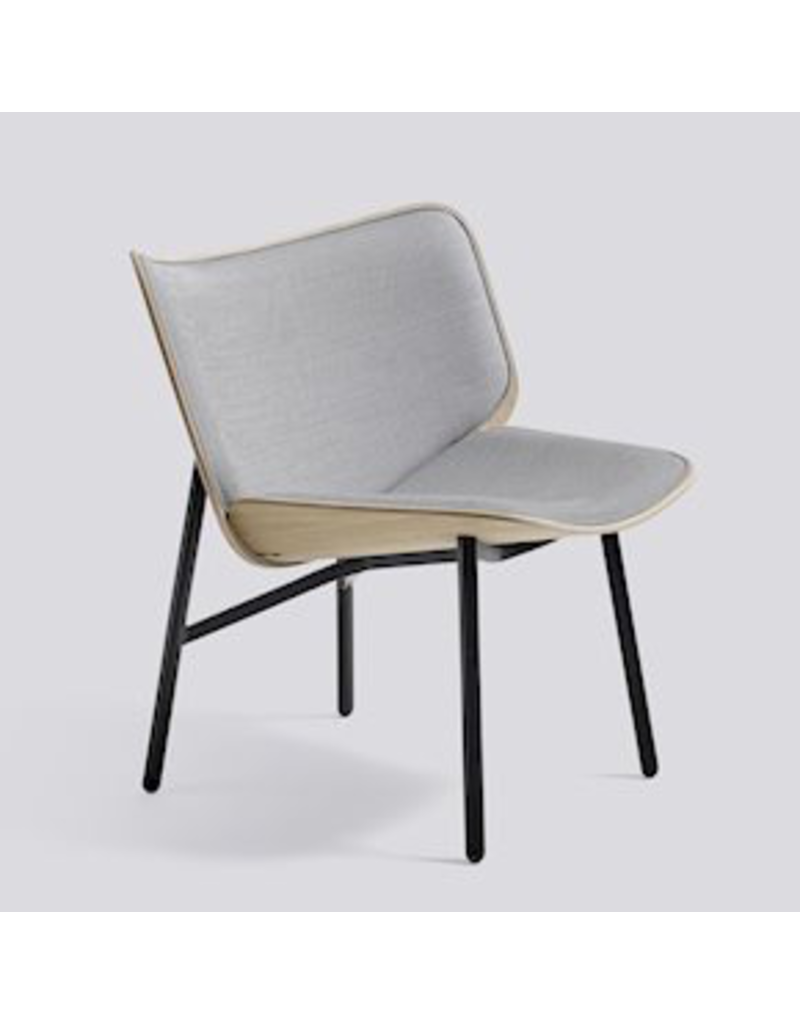 meubilair DAPPER / BLACK POWDER COATED STEEL - BLACK STAINED - SURFACE BY HAY 120 FRONT UPHOLSTERY