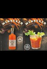 drank WENNEKER 24 LIQUEUR DE CAROTTE 24% 0,7 L