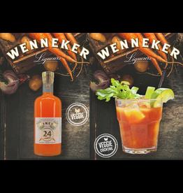 drank WENNEKER 24 CARROT LIQUEUR 24% 0,7L