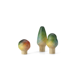 Gadgets HERRINGBONE TREES, LIMITED EDITION, SET OF 3