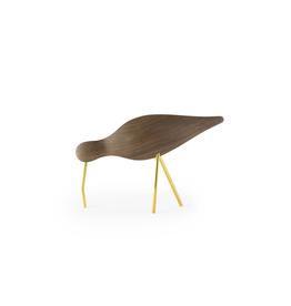 decoratie SHOREBIRD LARGE WALNUT