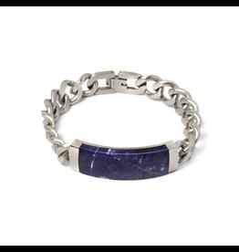 Juwelen SPARTA MAT BLUE ONE SIZE