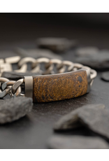 Juwelen SPARTA MAT BROWN TAILLE MOYENNE