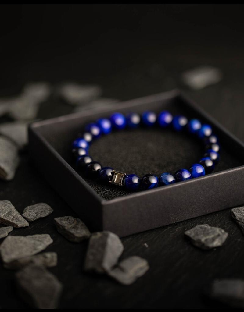 Juwelen Gem bleu foncé M