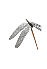 decoratie Wonder Dragonfly 1pcs M - Black