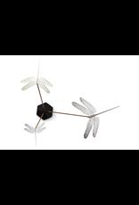 decoratie Merveille libellule 3pcs - Set S / M / L - Mixte
