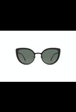 zonnebrillen LOGAN BLACK MATTE