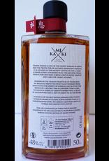 drank KAMIKI CEDER WOOD FINISH MALT WHISKY 0,5L 48%