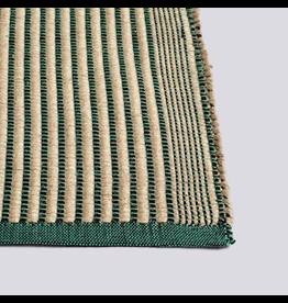 Tapijten Tapis / 140 X 200 / Black and Green