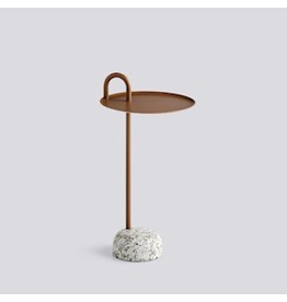 Tafels Bowler / Side Table Pale Brown