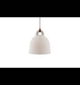verlichting Bell Lamp Medium Sand D42cm