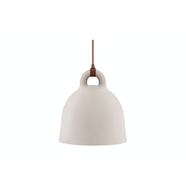 verlichting Bell Lamp Large Sand D55cm