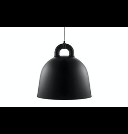 verlichting Bell Lamp Large Black D55cm