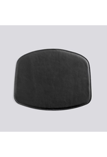 kussens SEAT PAD FOR AAC W. ARM LEATHER/BLACK