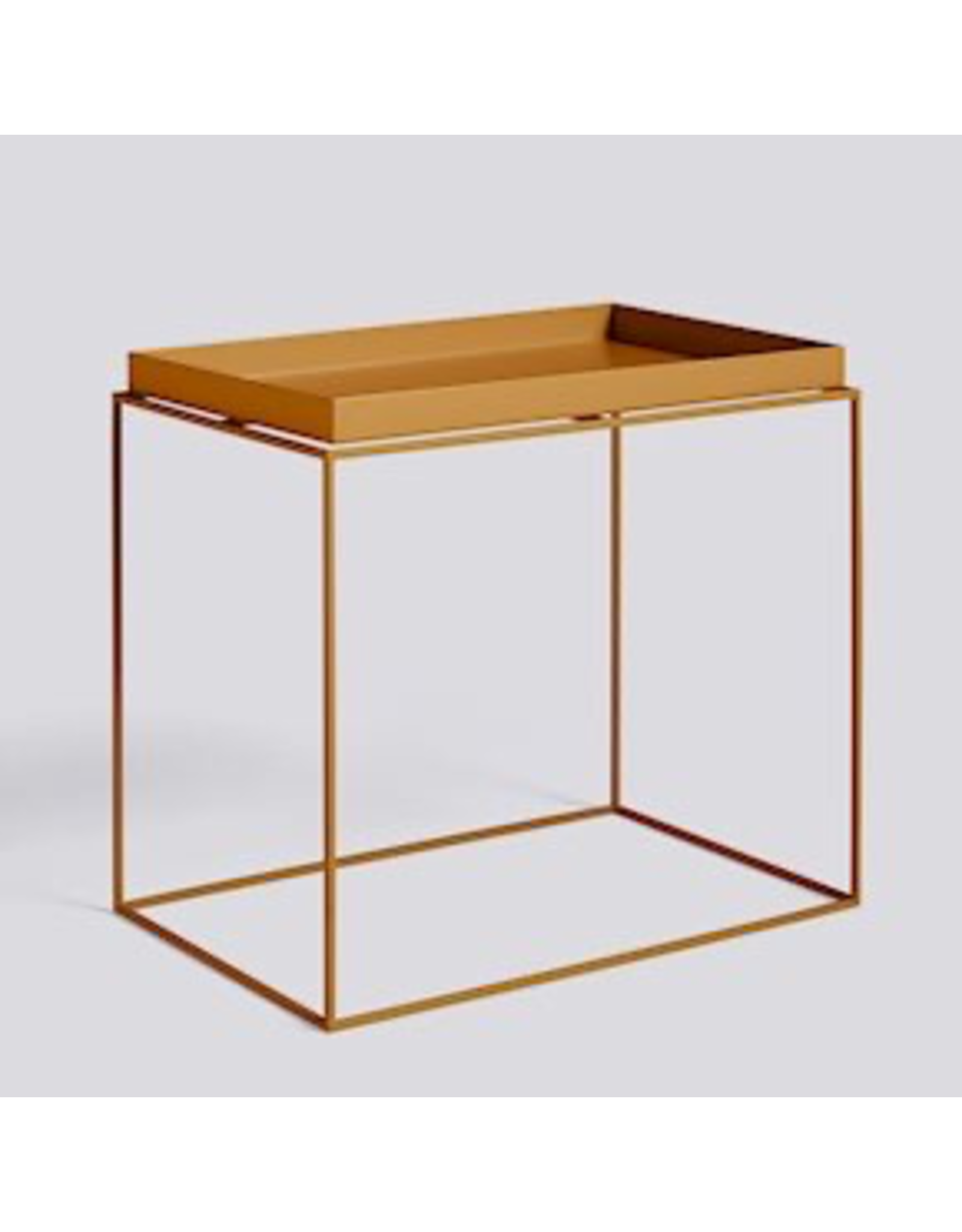 salontafel TRAY TABLE / SIDE TABLE L TOFFEE