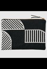 textiel FIGURA PURSE LARGE