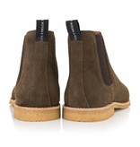 Hinson Epping Chelsea Khaki/suede 15 80049 H10 5450