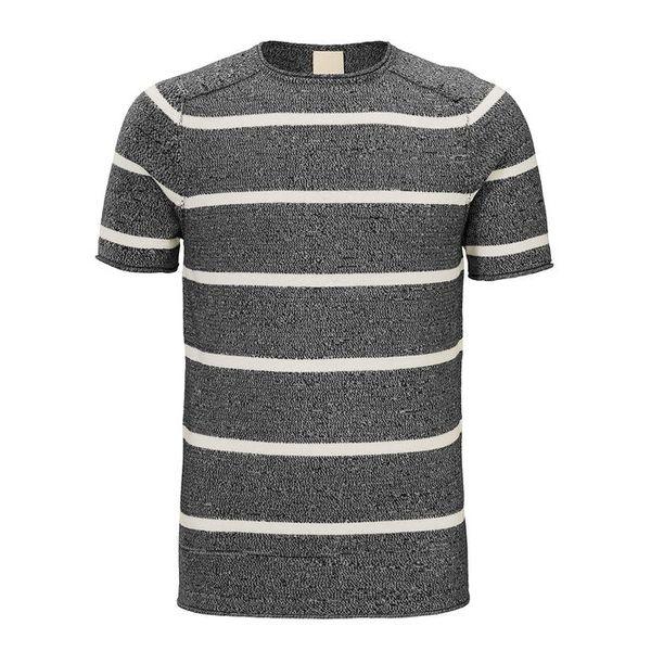 Zumo TUFO Pull Short Sleeves Ecru-Black