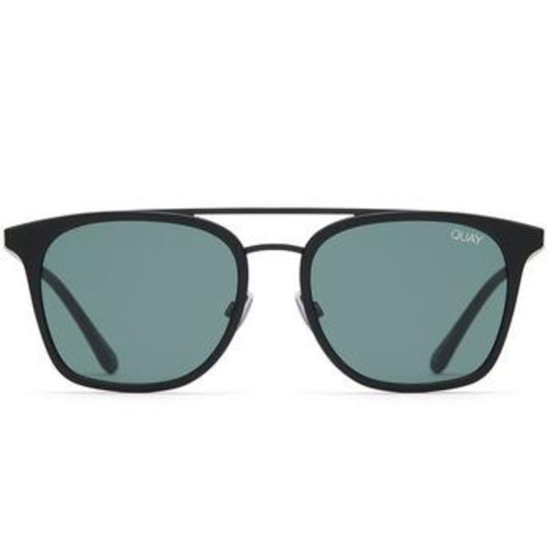 Quay Byron Black Sunglasses