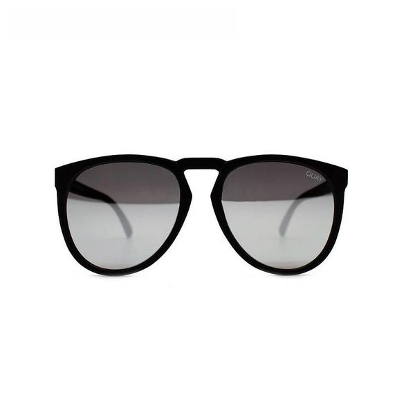 Quay PHD Black/Silver Sunglasses