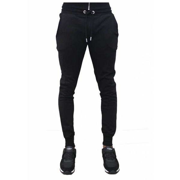 My Brand Basic Long Joggingpants Black