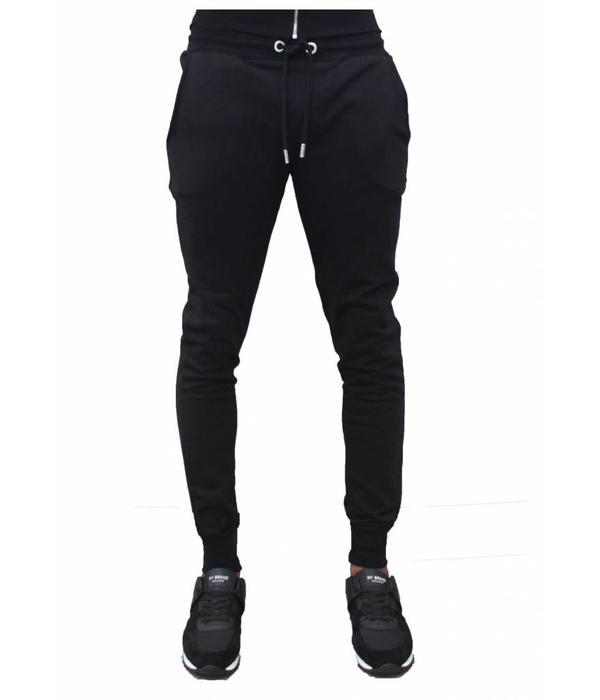My Brand My Brand Basic Long Joggingpants Black