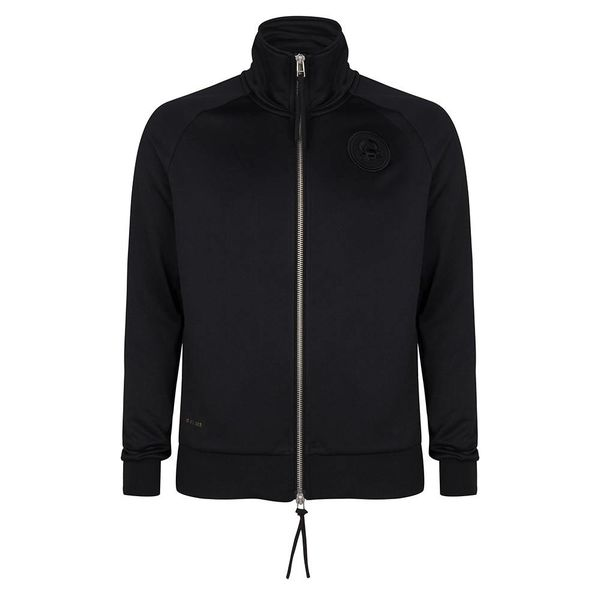 OWWW Shiko Track Jacket Dust Black