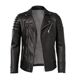 Zumo Zumo Norton Leather Jacket