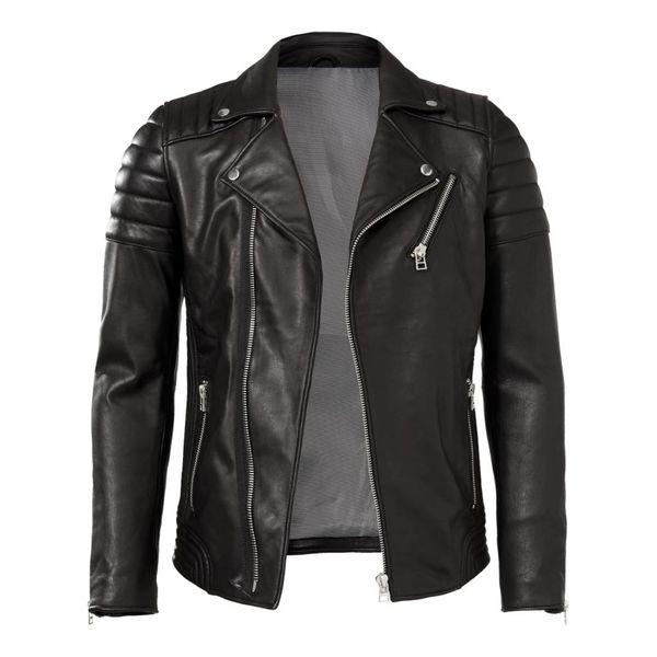 Zumo Norton Leather Jacket