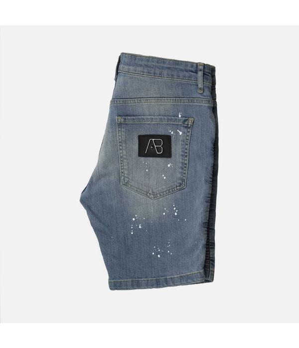 AB-Lifestyle AB Short Jeans Lab 56 light