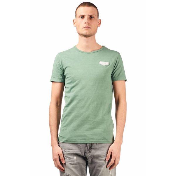 Antony Morato T-shirt Sage Green MMKS01341
