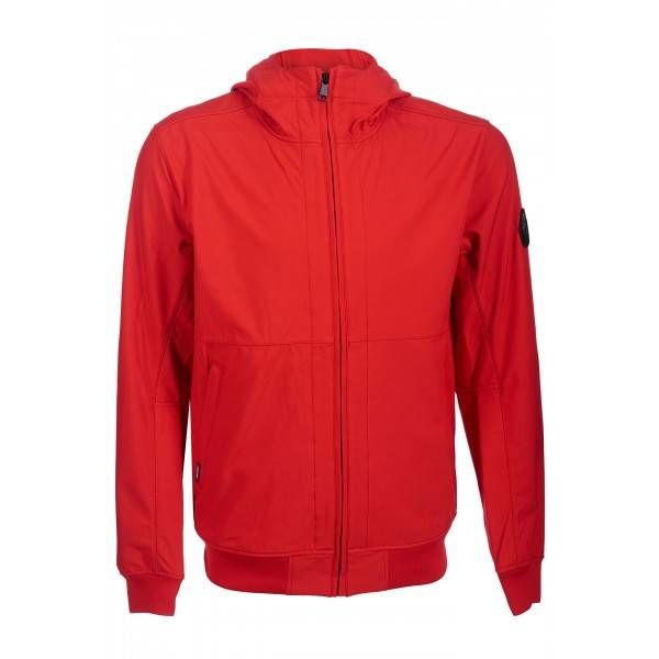 Airforce Softshell Jacket Sport Red