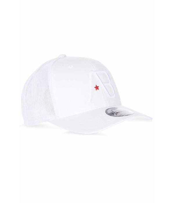 AB-Lifestyle AB Retro Trucker White