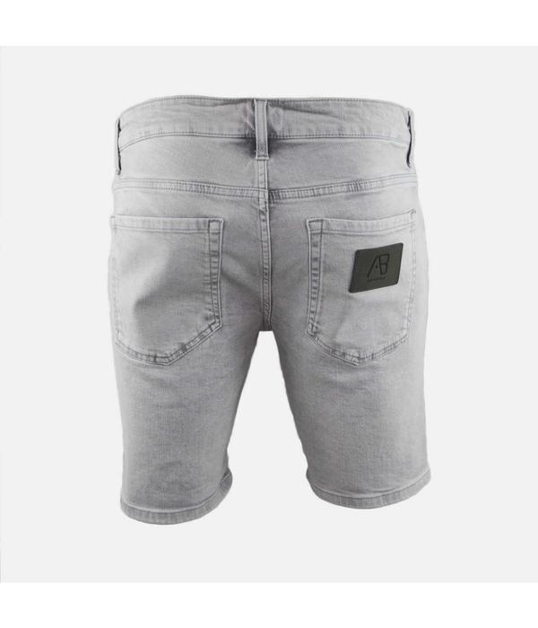 AB-Lifestyle AB Essential Short Jeans Grey