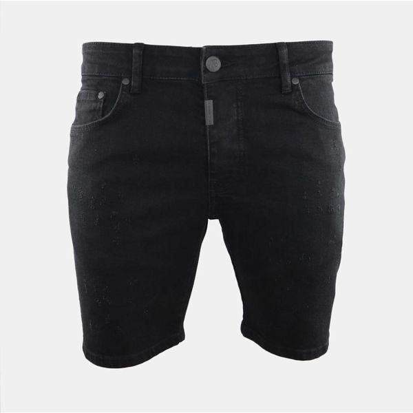 AB Essential Short Jeans Black