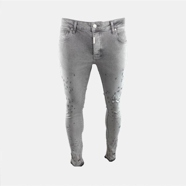 AB Essential Jeans Grey