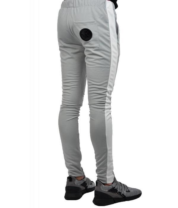 Radical Radical Trackpants Light Grey/ White