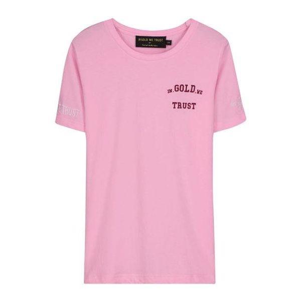 IGWT Women  Logo T-Shirt Pink