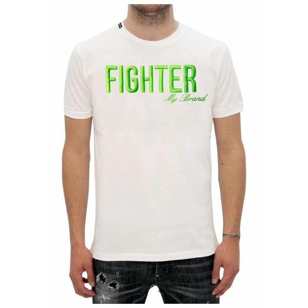 My Brand Fighter T-Shirt Green