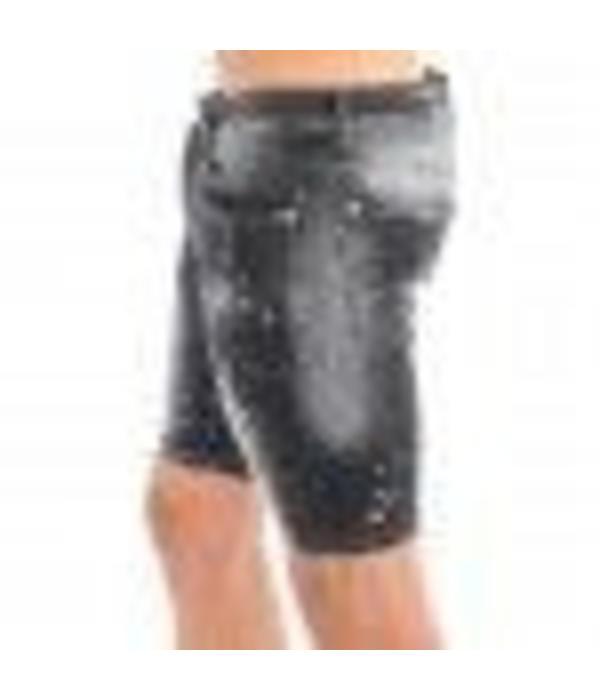 My Brand My Brand Vittore 012 Zipper Short Jeans Grey