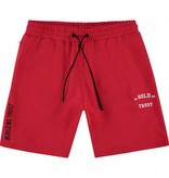 In Gold We Trust IGWT Shorts Red