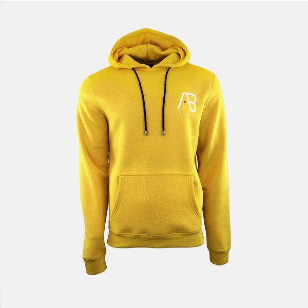 AB Hoodie- Submarine Yellow