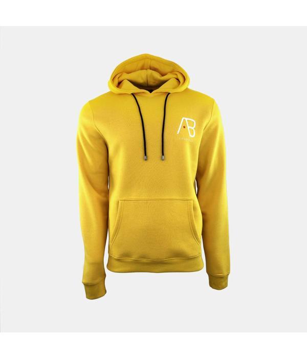 AB-Lifestyle AB Hoodie- Submarine Yellow