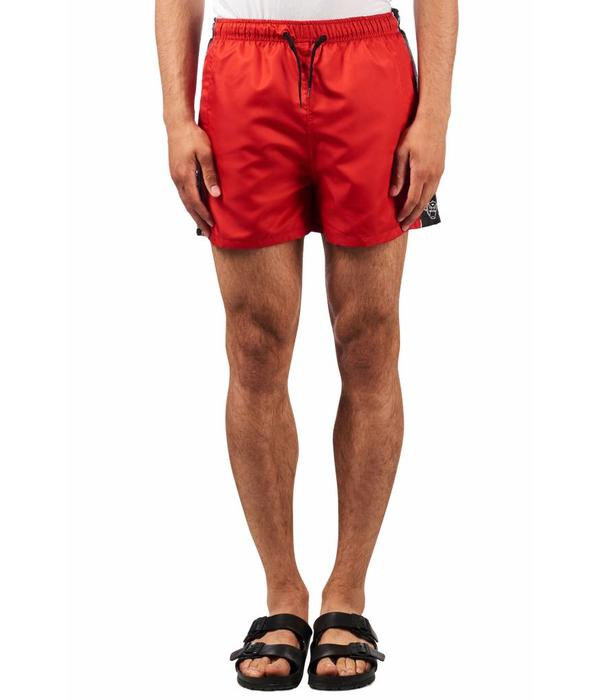 Black Bananas Black Bananas Taped Swimshort Red