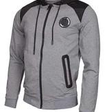 My Brand My Brand S3 Sport Neon Zipper Hoodie